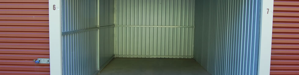 Camdale Storage Units